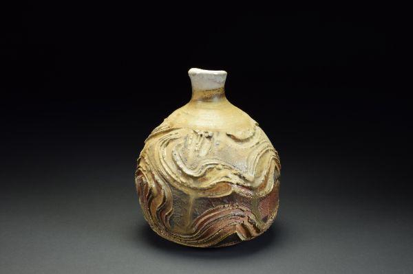 Title: Vase 628. By: Scott Bartolomei Edmonds.  Ceramic, -Stoneware Glazed Functional, -Vase
